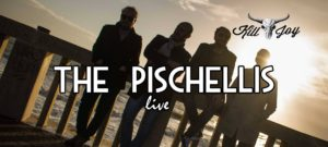 SABATO 11/11 - THE PISCHELLIS @ KILL JOY