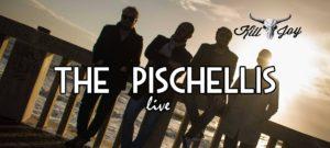 SABATO 11/11 - THE PISCHELLIS @ KILL JOY