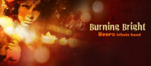 VENERDI 26/1 - BURNING BRIGHT - The Doors Tribute @ KILL JOY