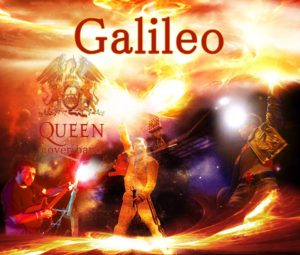 GIOVEDI 22/10 - GALILEO - Queen Tribute @ KILL JOY