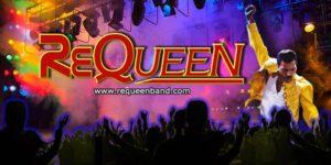 VENERDI 28/2 - RE QUEEN - Queen Tribute @ KILL JOY