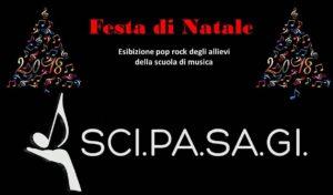 DOMENICA 16/12 - FESTA DI NATALE SCIPASAGI E ACCADEMUSICA @ KILL JOY
