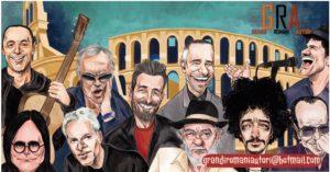 DOMENICA 17/2 - GRA - Grandi Romani Autori @ KILL JOY