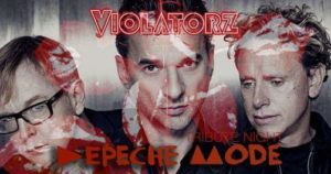 VENERDI 15/11 - VIOLATORZ - Depeche Mode Tribute @ KILL JOY