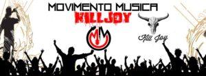 GIOVEDI 23/1 - MOVIMENTO MUSICA @ KILL JOY
