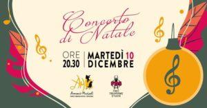 MARTEDI 10/12 - CONCERTO DI NATALE ARMONIE MUSICALI @ KILL JOY